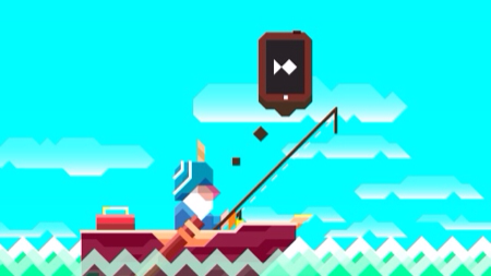 10 best android games this week ridiculous fishing for Best fishing game android