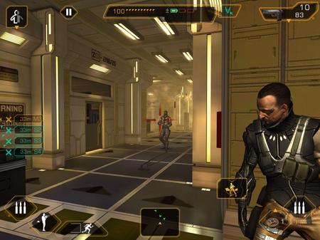 скачать на андроид игру Deus Ex The Fall - фото 7