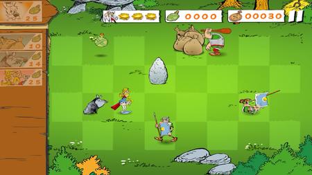 Asterix Total Retaliation