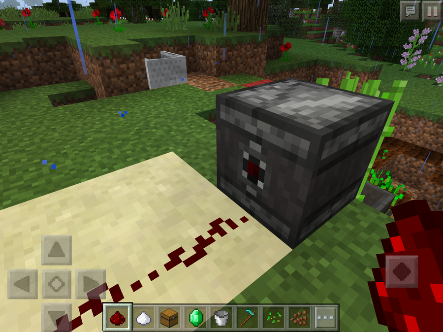 Minecraft Pocket Edition - The ultimate redstone guide