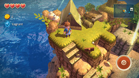 Oceanhorn Walkthrough Chapter 1 Finding The Great