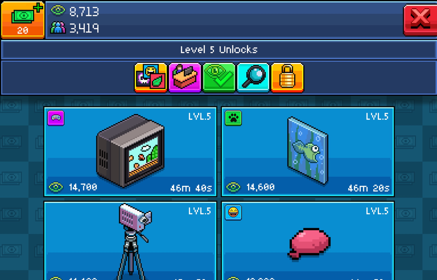 10 tips and cheats for pewdiewpie s tuber simulator how to get