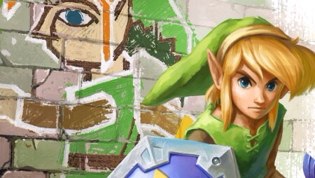 The Legend of Zelda A Link Between Worlds