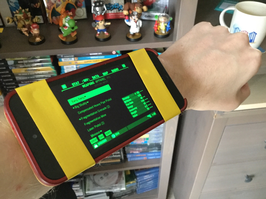 Fallout 4 How To Use The Pip Boy Companion App On Ios And