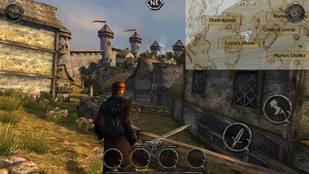 Hands-on with Ravensword: Shadowlands - 1 hour in Crescent