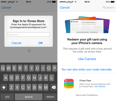 How to redeem promo codes on iPhone and iPad | Articles | Pocket Gamer