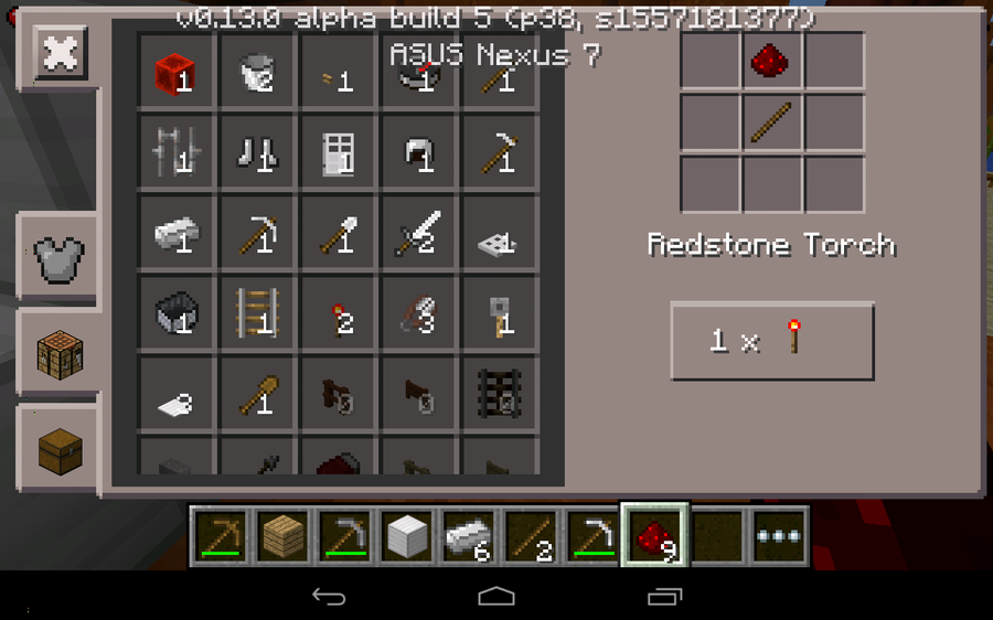 Minecraft pocket edition the ultimate redstone guide - How do you use a crafting table in minecraft ...