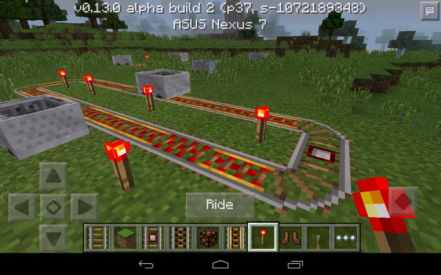 Minecraft raille. affordable minecraft raille with minecraft raille