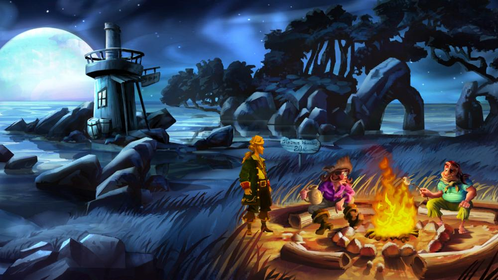 Monkey Island 2 Special Edition: LeChuck's Revenge