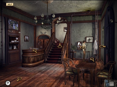 Classic point-and-click adventure Syberia pops up on the Canadian App