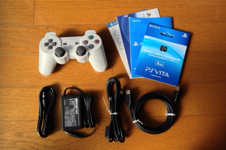 how to get vita game to play on the tv