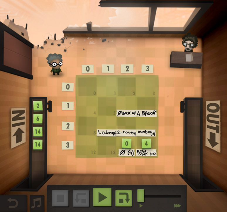 human resource machine solution