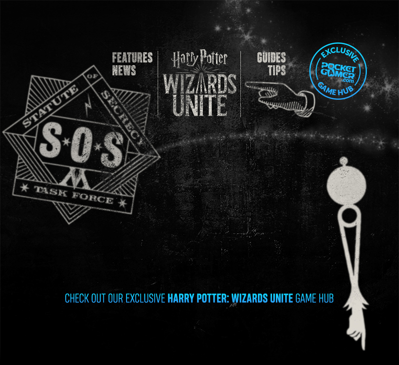 Harry Potter: Wizards Unite cheats, tips - How to use Portkeys and